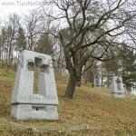 Památníky Ležáky