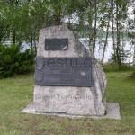 Památník přehrady Josefův Důl v Jizerských horách