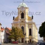 Úštěk-kostel Svatého Petra a Pavla